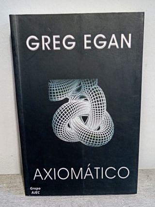 Axiomático. Greg Egan.