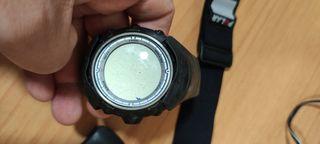 Reloj con barometro y pulsometro