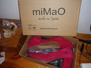 "Zapatos de mujer ""Mimao"""