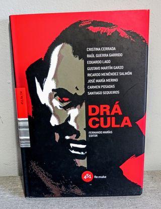 Drácula. Antología de varios autores.