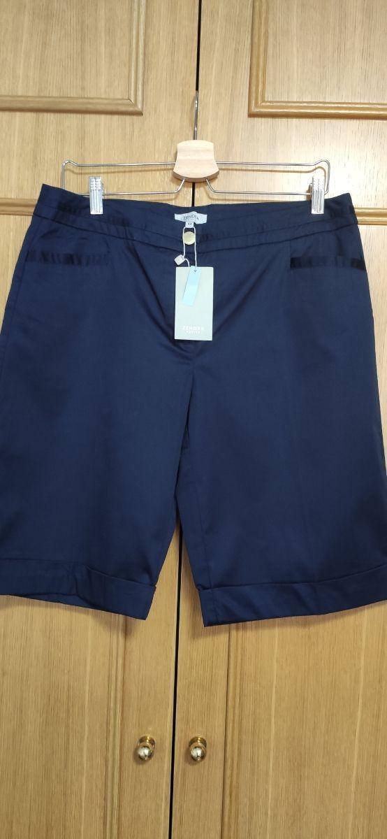 Pantalones cortos bermudas mujer Zendra. ¡NUEVOS!