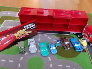Camión MC Queen juguete