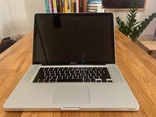 "MacBook Pro 15"" mid 2009 8GB 2.8Ghz 500GB"