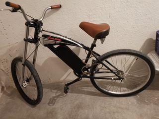 bicicleta tipo choppers