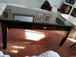 Mesa baja de salón
