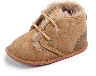zapatos bebé ante