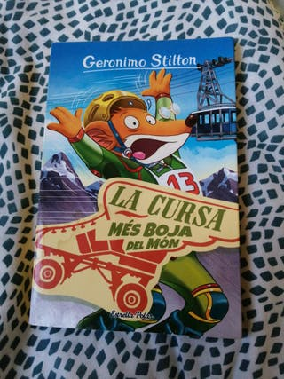llibre Geronimo Stilton