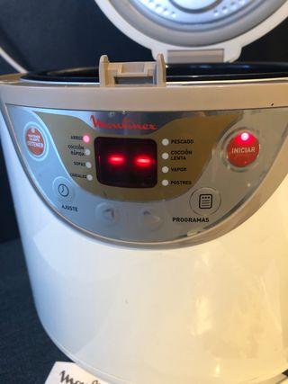 Robot Cocina MaxiChef Moulinex (Todos Accesorios)