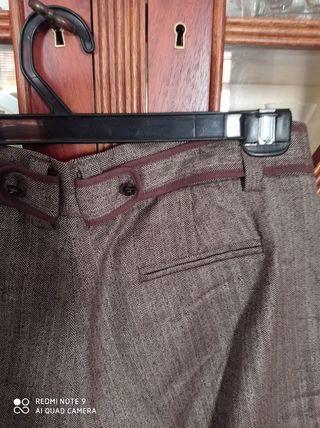 Bermudas pantalones Cortefiel mujer