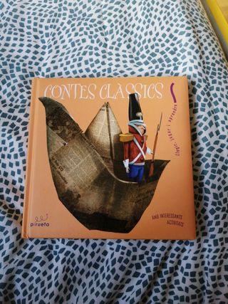 llibre contes clàssics en perfecte estat