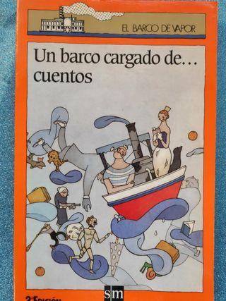 Un barco cargado de cuentos -
