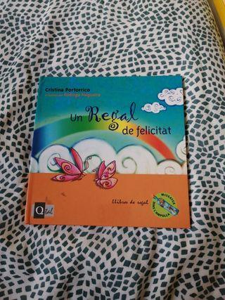 llibre un regal de felicitat