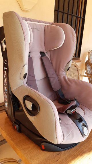 silla de coche bebe confort giratoria