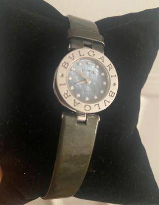 Reloj Bulgari B.Zero1 con diamantes.