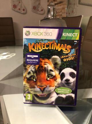 KINECTIMALS XBOX 360