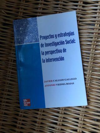 Libro Proyectos y Estrategias de Investigación