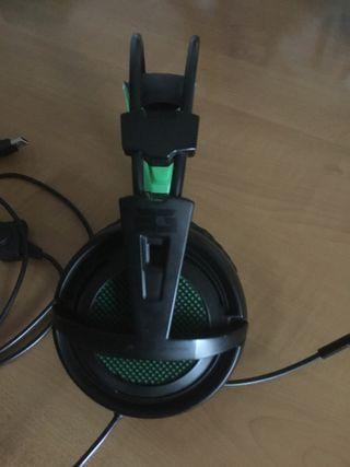 Cascos Gaming BG X6 Xonar 7.1