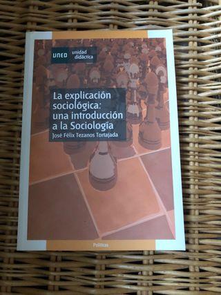 Libro La Explicación Sociológica UNED