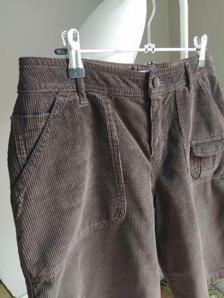 Pantalón bermuda mujer de Zara