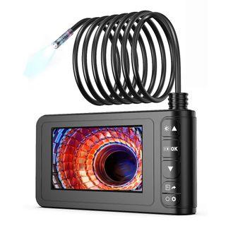 Endoscopio Industrial, Cámara de Inspección 4.3 P