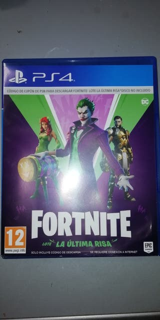 fornite play ps4