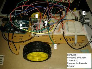 Arduinos y motores