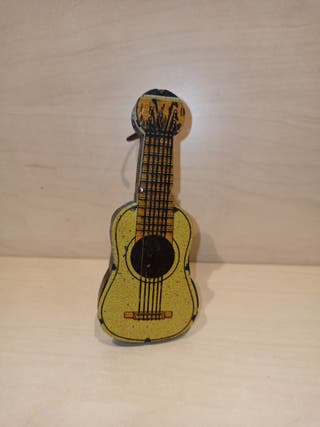 Guitarra carraca de Rico