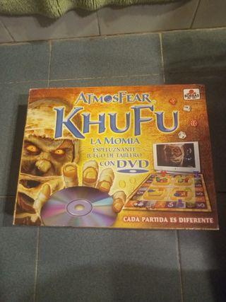 Khufu La momia