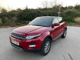 Range Rover Evoque diciembre 2012 70000 km