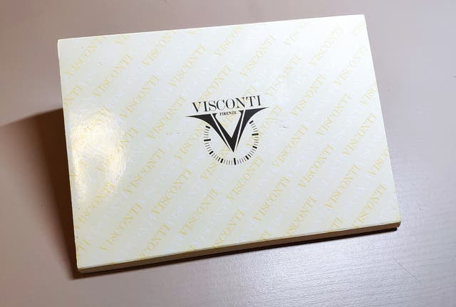 Bolígrafo Visconti Firenze Van Gogh