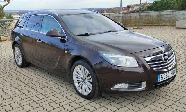 Opel Insignia 2013
