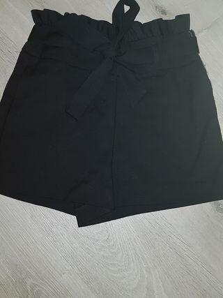 falda del zara talla xs