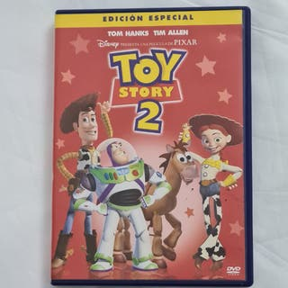 Toy Story 2. DVD Disney Pixar