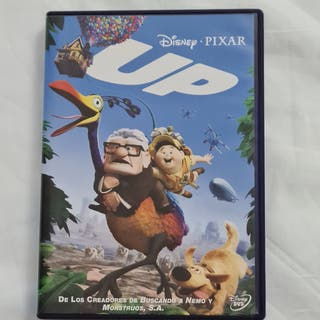 UP. DVD Disney Pixar