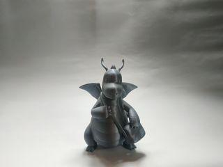 figurine impression 3D Dracolosse Pokémon