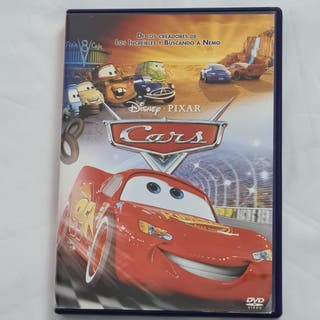 Cars. DVD Disney Pixar