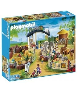 Gran Zoo de Playmobil