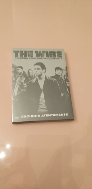 DVD Serie The Wire