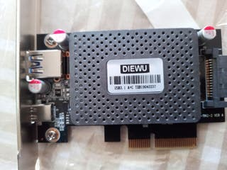 usb 3.1 10gb PCI card