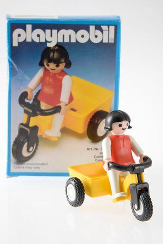 Playmobil ref. 3359 Niños 1982