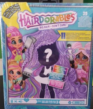 Muñeca Hairdorables