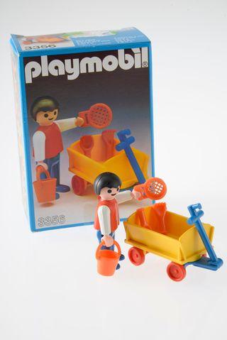 Playmobil ref. 3356 Niños 1982