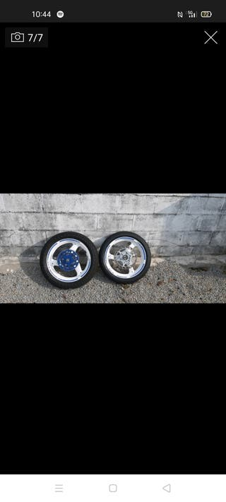 Ruedas Supermotard KTM
