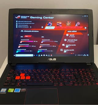 Ordenador Gaming ASUS i7/ 16GB / Nvidia Geforce 6G