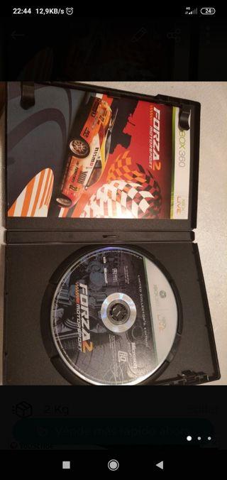 pack Forza 2 y 4 para xbox