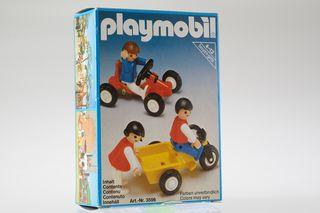 Playmobil ref. 3596 Niños 1981