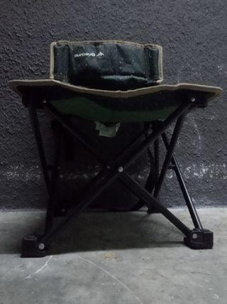 silla plegable niño
