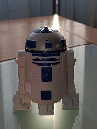 Figura rodante de R2-D2 de Star Wars