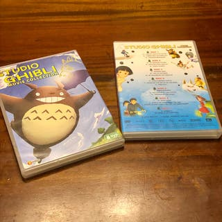 Studio Ghibli 7 Movies Dvd Set