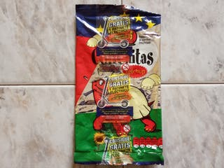 Bolsa Conchitas Patinete Cromo Sticker